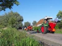 elfstedentocht oldtimer tractoren