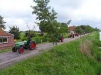 elfstedentocht oldtimer tractors